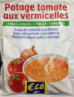 Potage tomate aux vermicelles - Product - fr