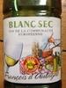 Vin blanc sec - Product
