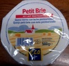 Petit brie au lait pasteurisé (32 % MG) - Produkt