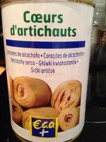Cœurs d'artichauts - Produkt