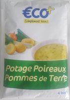 Potage Poireaux Pommes de Terre - Product - fr