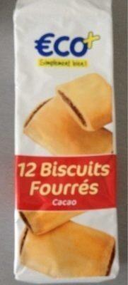 Biscuits Fourrés Cacao - نتاج - fr