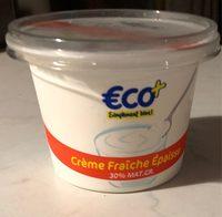 Crème Fraîche Épaisse - Produit