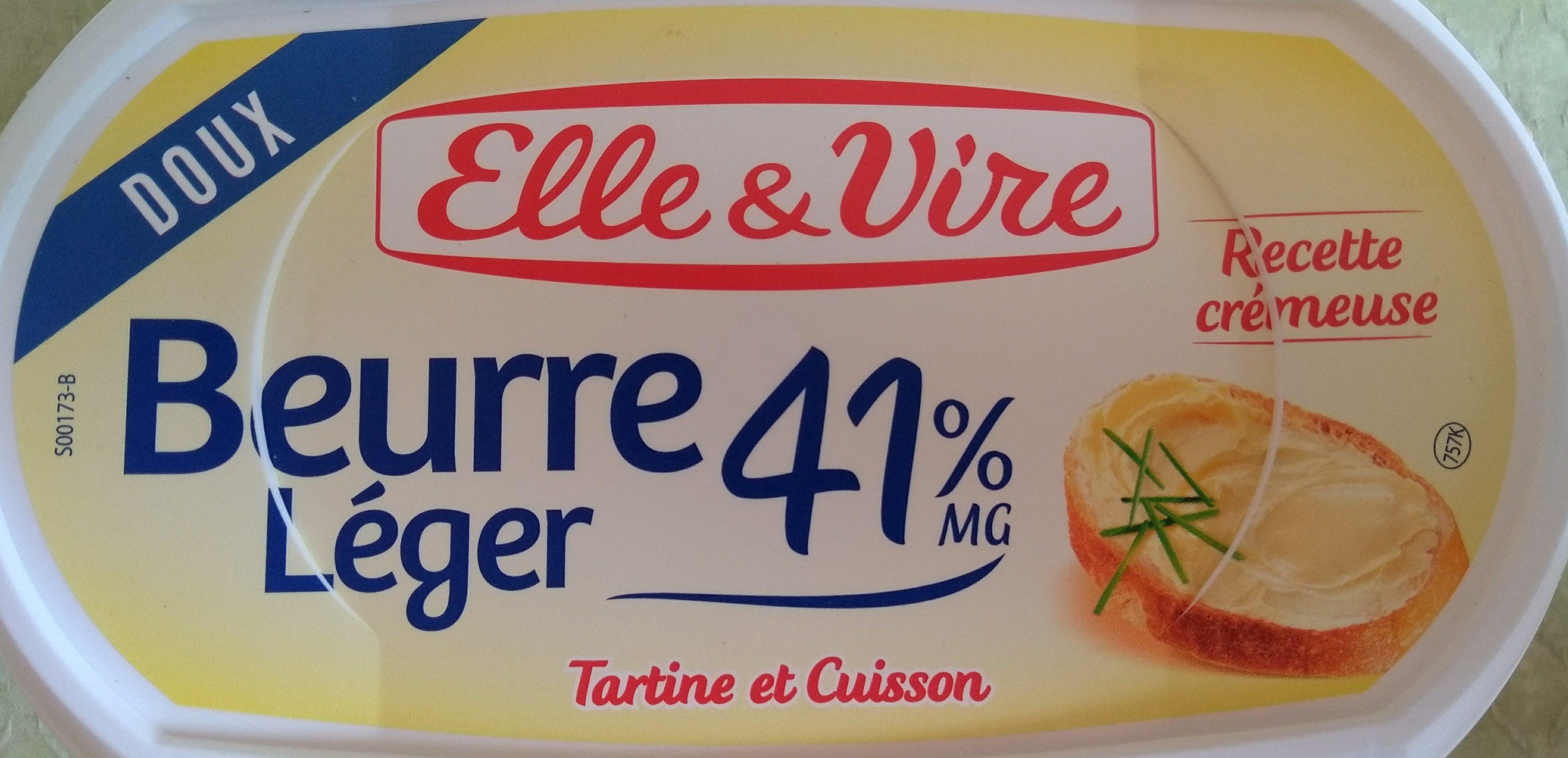 Beurre léger 41% - Product - fr