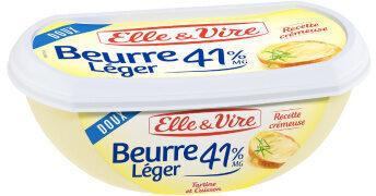 Le Beurre Léger 41% doux - Prodotto - fr