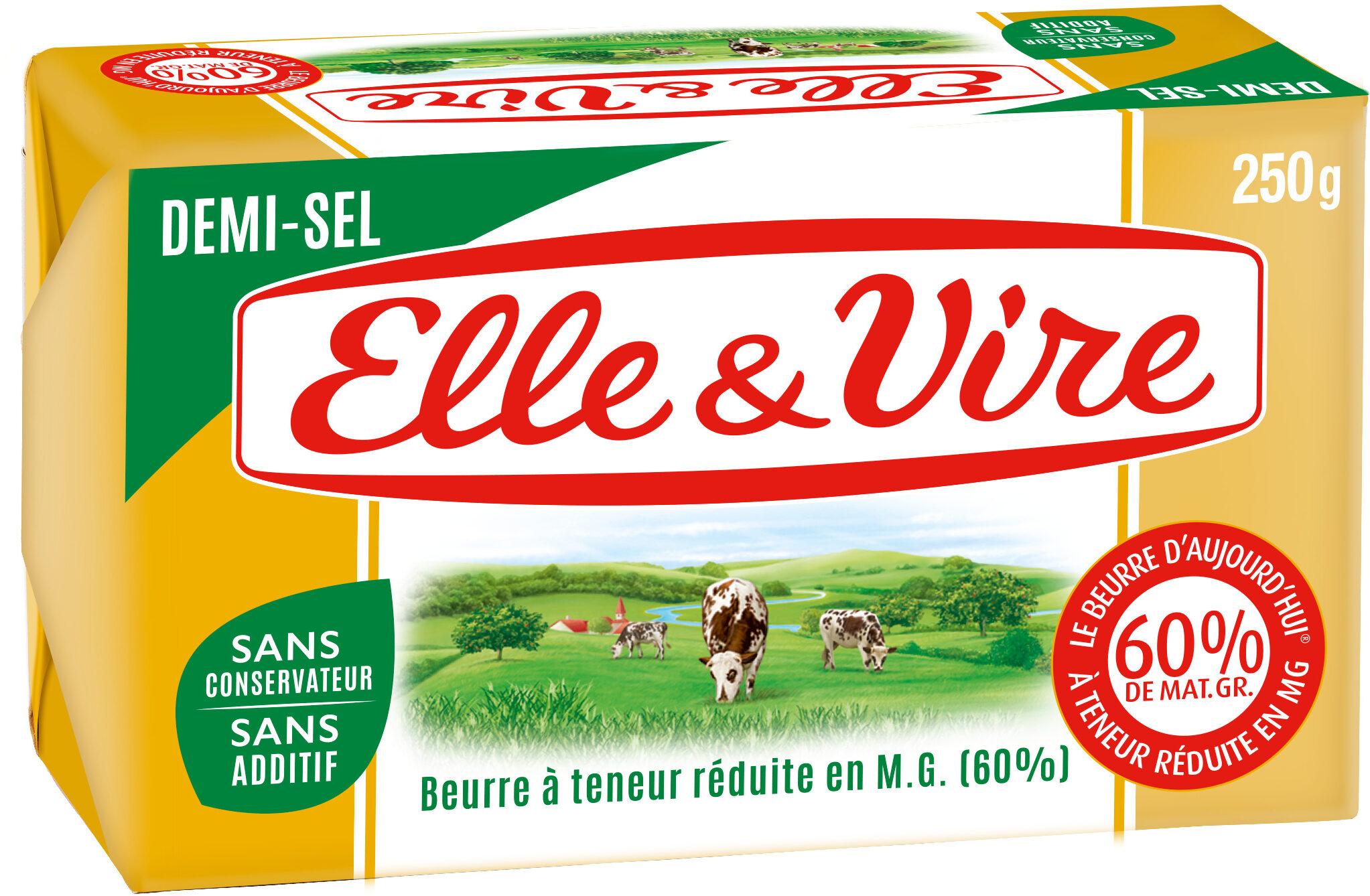 La plaquette 60% demi-sel - Product - fr