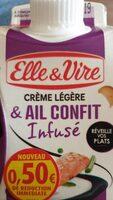 La Crème légère & Ail confit infusé - Product - fr