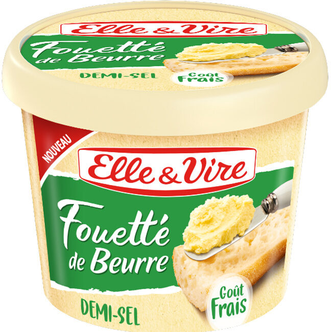 Le Fouetté de Beurre demi-sel - Produit - fr
