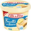 Le Fouetté de Beurre doux - Produit