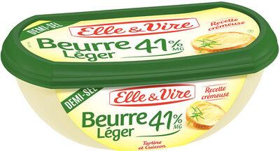 Beurre Léger 41% demi-sel - Produit - fr