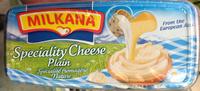 Speciality Cheese Plain - Produit - fr