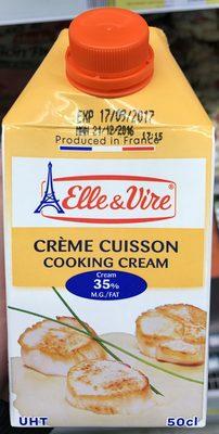 Crème Cuisson - Produit - fr