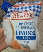 Crème Légère épaisse 12% MG - Produto - fr