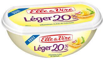 Le Léger 20% doux - Produit - fr