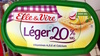 Léger 20% MG Demi-Sel - Product