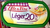 Léger 20% MG Demi-Sel - Product - fr