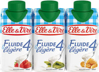 La Crème extra-legère fluide en brique - Produit - fr