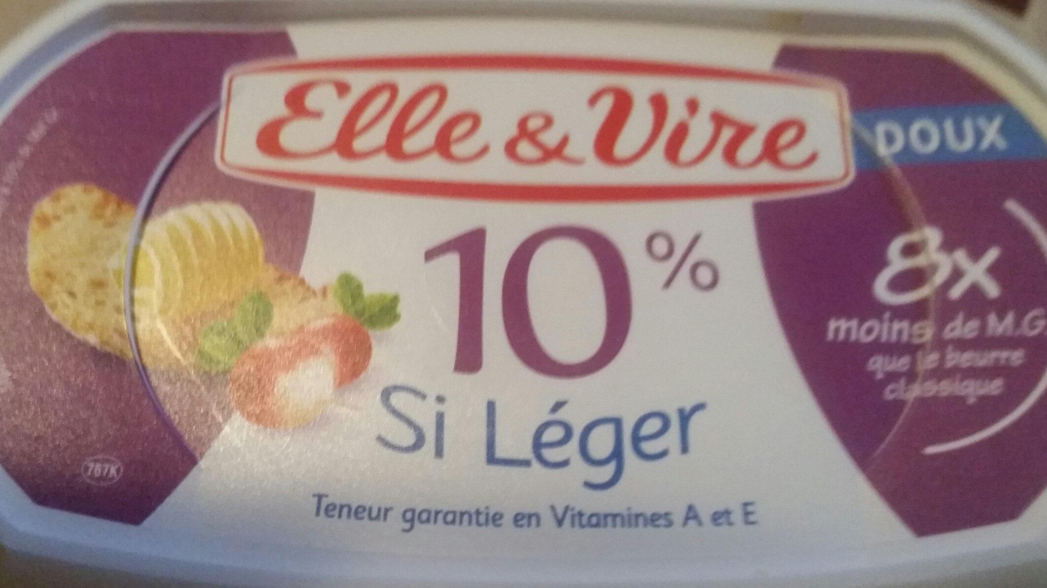 SI Léger 10% - Produit - fr