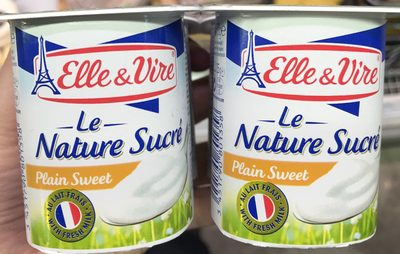 Dessert lacté Nature - Sucré - Product - fr
