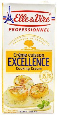 Elle & Vire Excellence Cooking Cream - Produit - fr