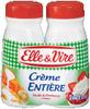 Crème Entière (30 % MG) - (Lot de 2 x 25 cl) - Producto
