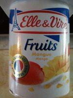 Elle & Vire Mangue - Produit