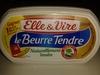 Le beurre tendre - Produit