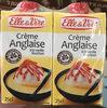 Crème Anglaise à la vanille Bourbon - Product