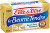 Le Beurre Tendre plaquette doux - Produit