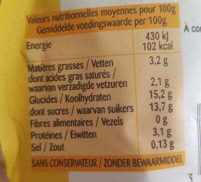 Crème anglaise à la vanille Bourbon - 8