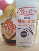Crème anglaise à la vanille Bourbon - Product - fr
