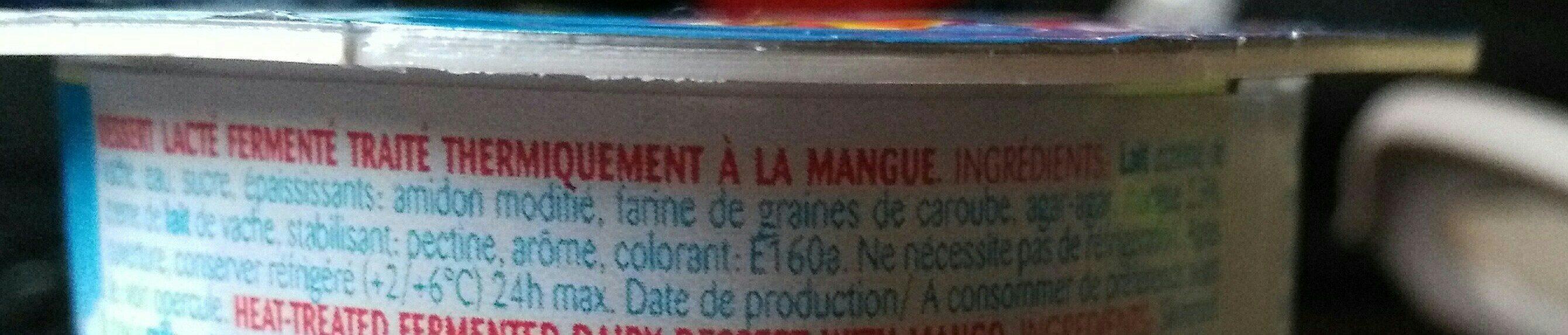 So good ! - Ingrédients - fr