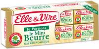 Les mini-beurres demi-sel - Product - fr