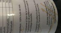 Huile de noix - Ingrédients