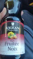 Huile Fruitée aux Noix - Produit