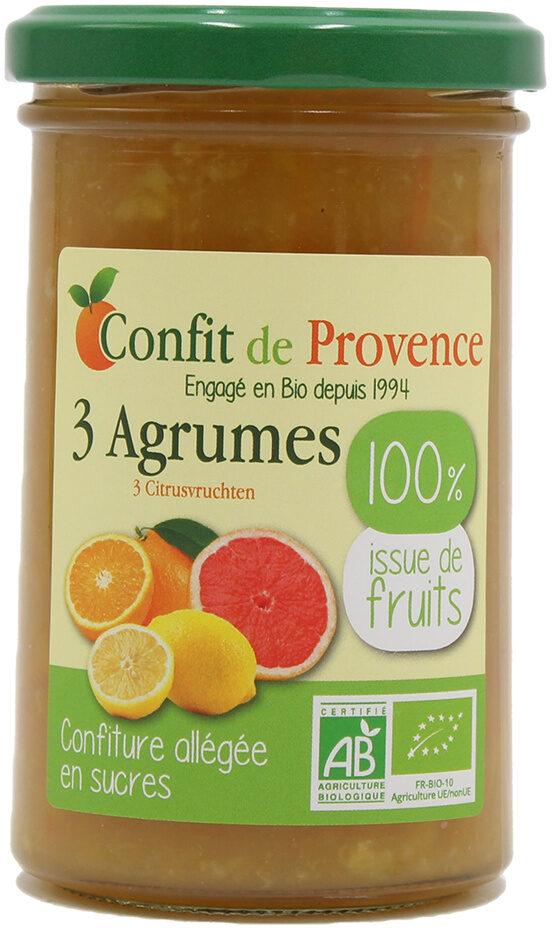 3 Agrumes - Produit - fr