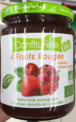 4 Fruits Rouges - Product