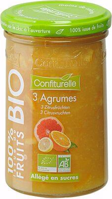 3 Agrumes - Ingrédients - fr