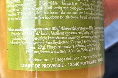 3 Agrumes - Informations nutritionnelles - fr