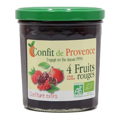 Confit De Provence 4 Fruits Rouges - 3