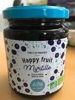Happy fruit myrtille - Prodotto - fr