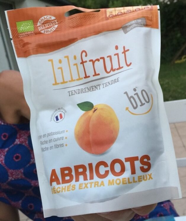 Abricots seches extra moelleux - Product - fr
