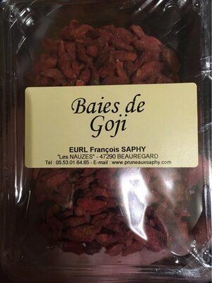 Baie de Goji - Product - fr