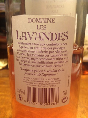 Domaine Les Lavandes - Product