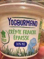 Crème fraîche épaisse bio - Product