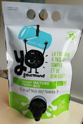 Yo gourmand - Product
