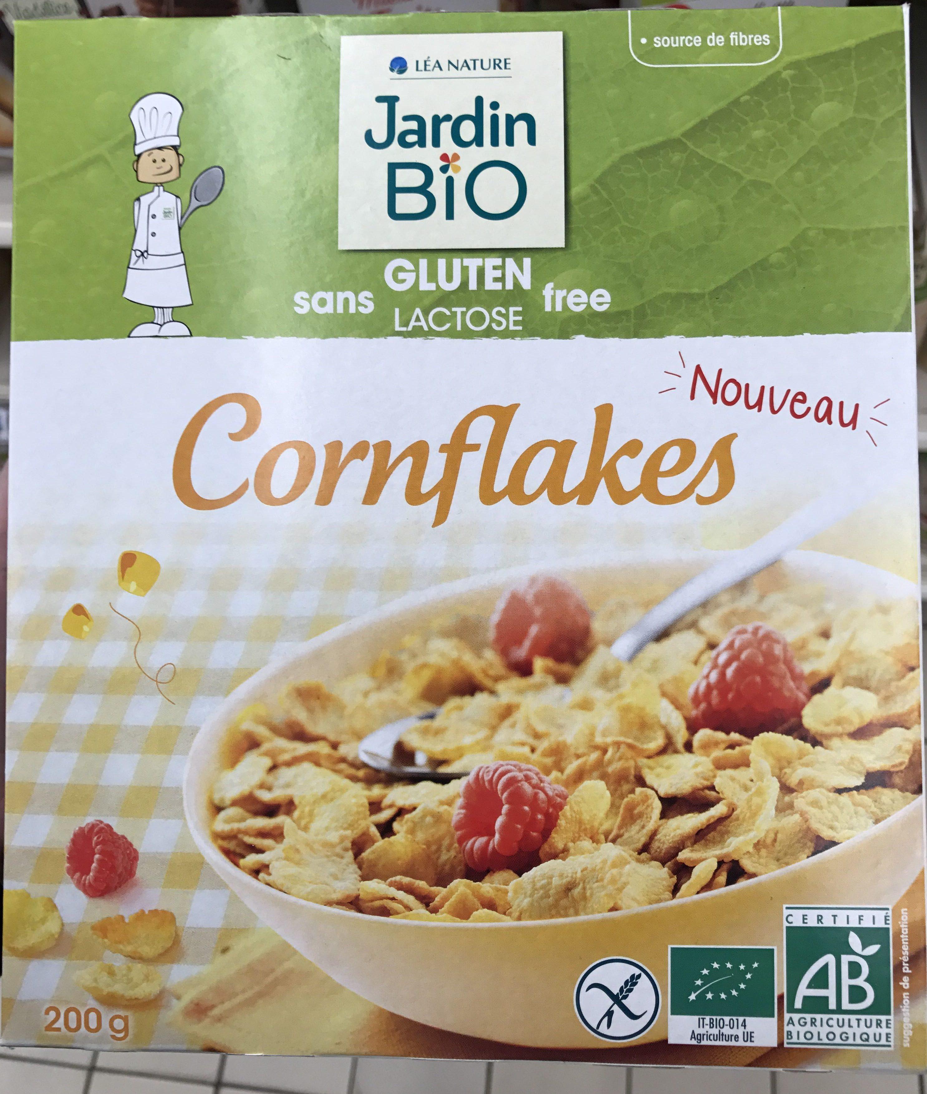 cornflakes product - Jardin Bio