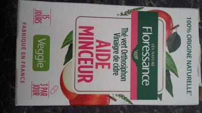 Floressance Aide Minceur The V.orthosiphon 60 Gelules