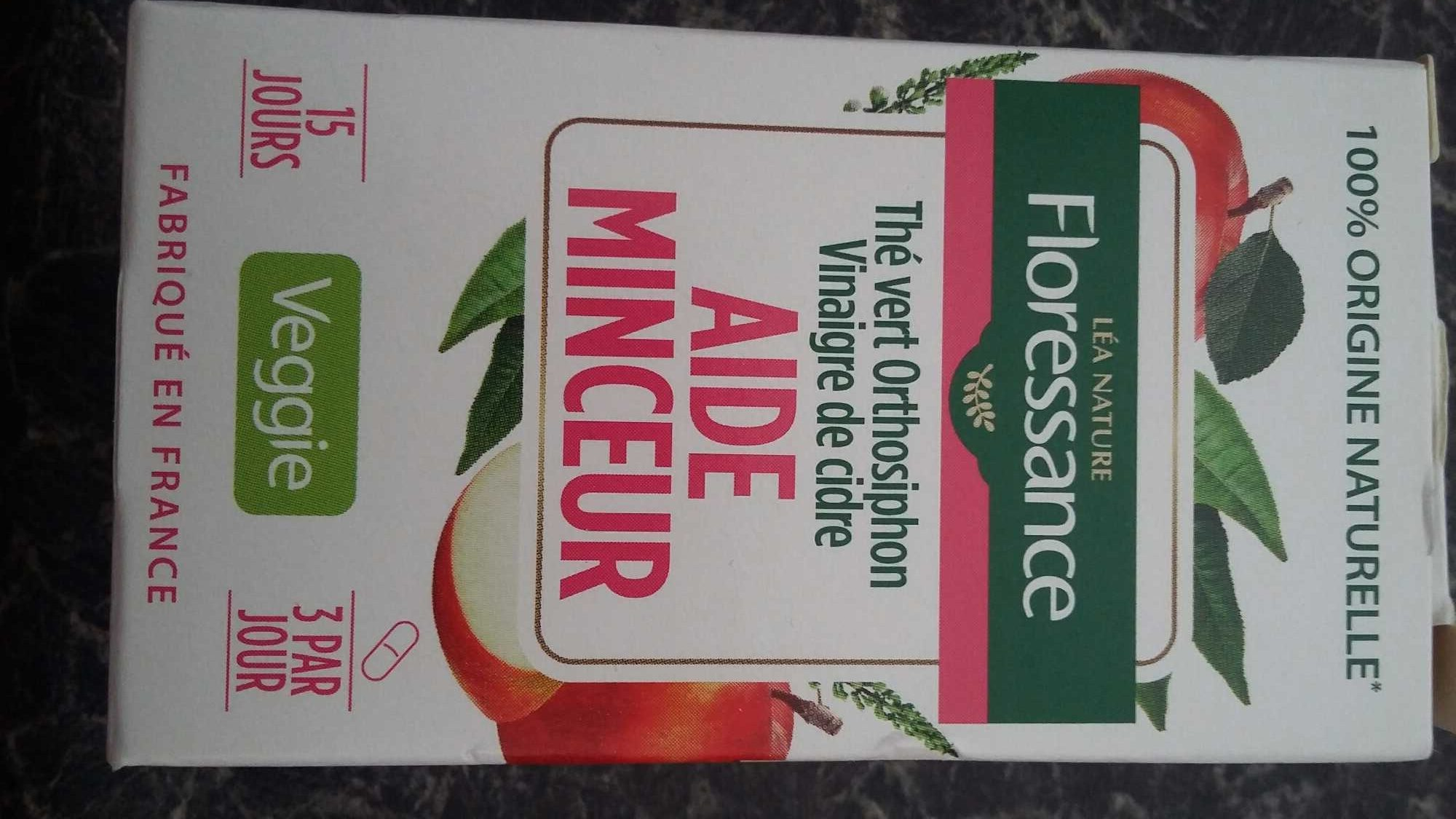 Floressance Aide Minceur The V.orthosiphon 60 Gelules - Product bb4032e2cbab
