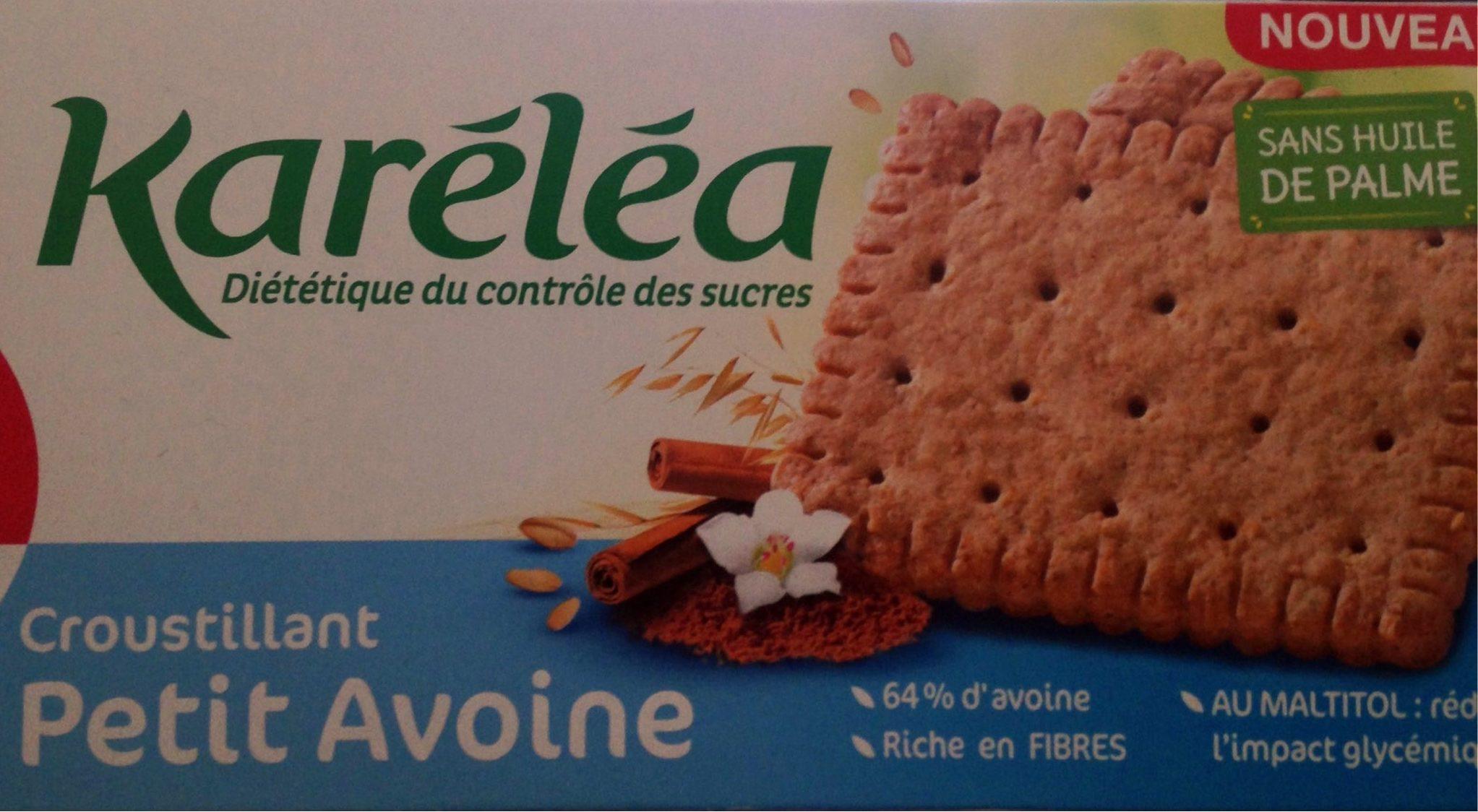 Croustillants Petit Avoine - Produit